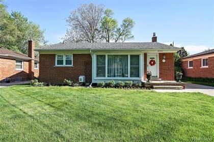 Residential Property for sale in 1746 BOWERS Street, Birmingham, MI, 48009