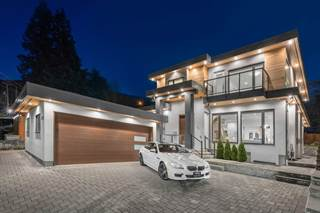 Single Family for sale in 3840 PROSPECT ROAD, North Vancouver, British Columbia, V7N3L4