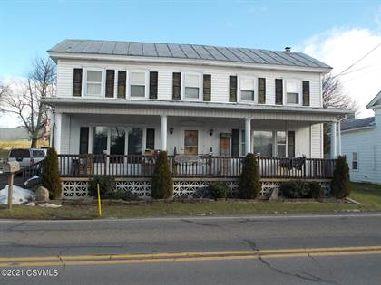 Residential Property for sale in 45 BUCKHORN Road, Buckhorn, PA, 17815