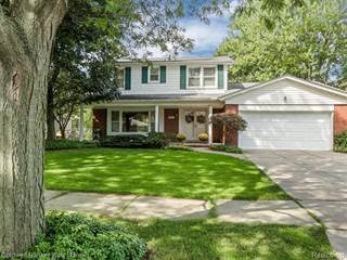 Single Family for sale in 19805 EDSHIRE Lane, Grosse Pointe Woods, MI, 48236