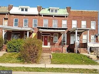 Townhouse for rent in 3212 W GARRISON AVE, Baltimore City, MD, 21215