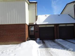 Townhouse for sale in 971-14 Adelaide St South, London, Ontario
