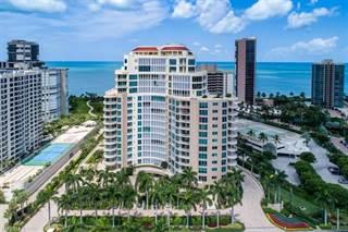 Condo for sale in 4501 GULF SHORE BLVD N 504, Naples, FL, 34103