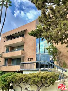 Residential Property for sale in 1539 N Laurel Ave 104, Los Angeles, CA, 90046