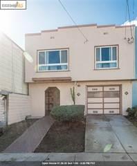 Single Family for sale in 1123 Gilman Ave, San Francisco, CA, 94124