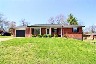 Single Family for sale in 1814 Meyer Drive, Cape Girardeau, MO, 63701