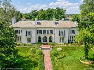 Single Family for sale in 70 W BOSTON Boulevard, Detroit, MI, 48202