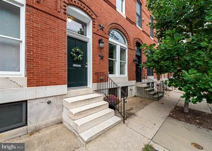 Residential Property for sale in 2016 N CALVERT STREET, Baltimore City, MD, 21218
