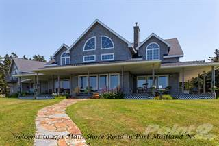 Residential Property for sale in 2711 Main Shore Road, Yarmouth County, Nova Scotia