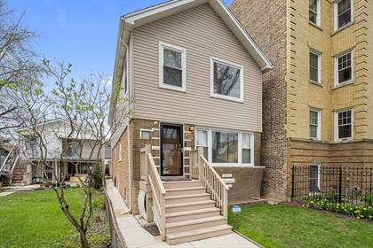 Residential Property for sale in 4310 North Bernard Street, Chicago, IL, 60618