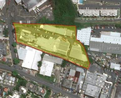 Commercial for sale in Lot 4 GUAYNABO INDUSTRIAL, Guaynabo, PR, 00969