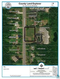 Lots And Land for sale in 40xx Haines Rd, Duluth, MN, 55811