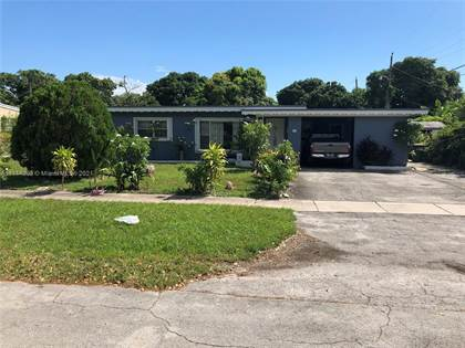 Residential Property for sale in 380 NW 122nd St, North Miami, FL, 33168
