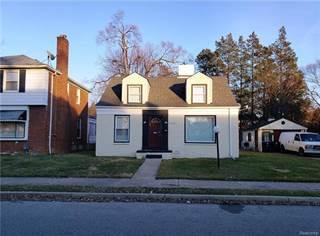 Single Family for sale in 16770 VAUGHAN Street, Detroit, MI, 48219