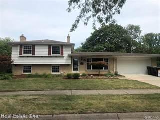 Single Family for sale in 1599 BOXFORD Street, Trenton, MI, 48183