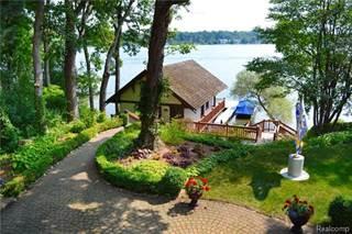 Single Family for sale in 3819 LAPLAYA Lane, Orchard Lake Village, MI, 48324