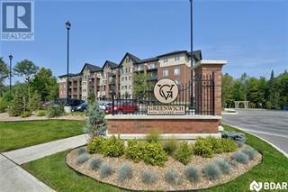 Condo for sale in 112 -GREENWICH Street, Barrie, Ontario