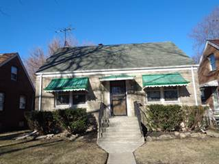 Single Family for sale in 14204 South LASALLE Street, Riverdale, IL, 60827