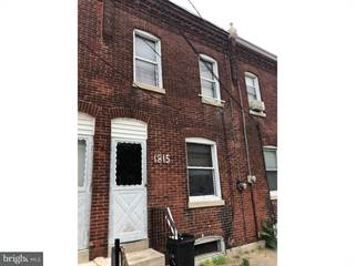 Townhouse for sale in 1815 S 4TH STREET, Camden, NJ, 08104