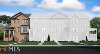 Townhouse for sale in 2507 Ashford Oaks Dr 2, Atlanta, GA, 30345