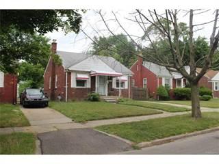 Single Family for sale in 12914 APPLETON Street, Detroit, MI, 48223