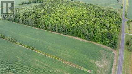 Agriculture for sale in N/A GIBBS ROAD, Ste Anne de Prescott, Ontario, K0B1M0