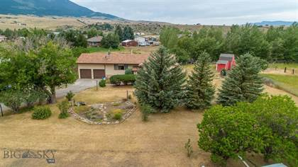Residential for sale in 156 Canyon View Drive, Livingston, MT, 59047
