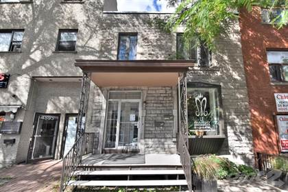 Residential Property for sale in 4585 rue St-Denis, Montreal, Quebec