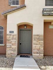 Townhouse for rent in 384 N 169TH Avenue, Goodyear, AZ, 85338