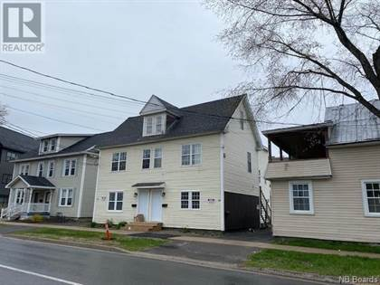 Multi-family Home for sale in 189 Brunswick Street, Fredericton, New Brunswick, E3B1G6