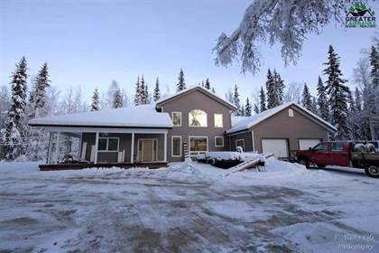 Residential Property for sale in 2180 SHALE COURT, North Pole, AK, 99705