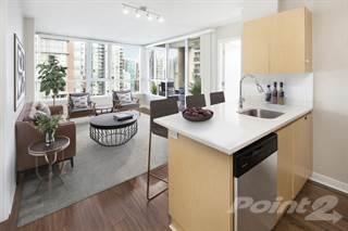Apartment for rent in Metropolitan Towers, Vancouver, British Columbia