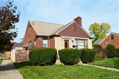 Residential for sale in 14001 BRINGARD Drive, Detroit, MI, 48205