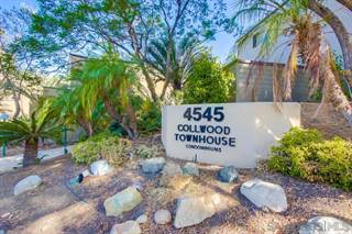 Townhouse for sale in 4545 Collwood Blvd 42, San Diego, CA, 92115
