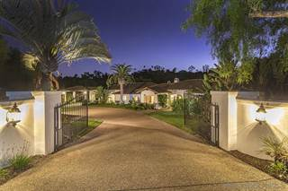 Single Family for sale in 18203 Via De Sueno, Rancho Santa Fe, CA, 92067