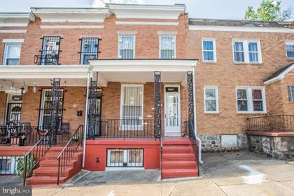 Residential Property for sale in 2761 RAYNER AVENUE, Baltimore City, MD, 21216
