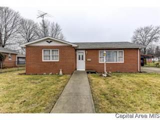 Single Family for sale in 138 E UNION Avenue, Virden, IL, 62690