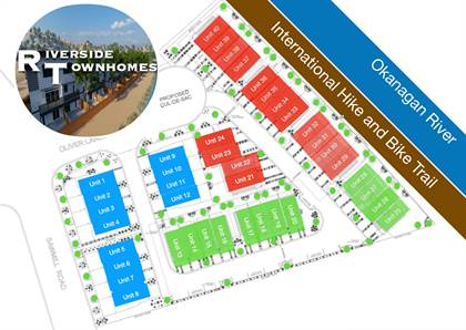 Multifamily for sale in 5995 Oliver Landing Cres, Oliver, British Columbia, V0H 1T9