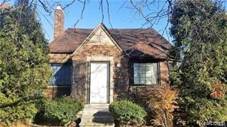 Single Family for sale in 5984 LAKEVIEW Street, Detroit, MI, 48213