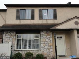 Townhouse for rent in 2039 JASON DRIVE, Huntingdon Valley, PA, 19006