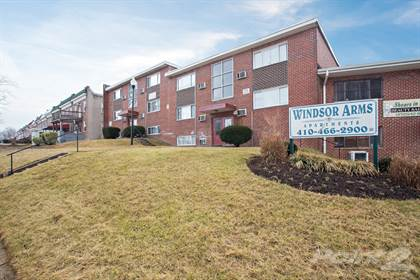 Apartment for rent in Windsor Arms, Baltimore City, MD, 21216