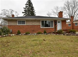 Single Family for sale in 22052 Tredwell Avenue, Farmington Hills, MI, 48336