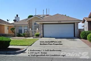 Residential Property for sale in 12140 Jose Cisneros, El Paso, TX, 79936