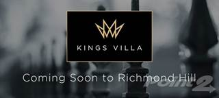 Residential Property for sale in Kings Villa - COMING SOON!!, Richmond Hill, Ontario, L4E 2B4