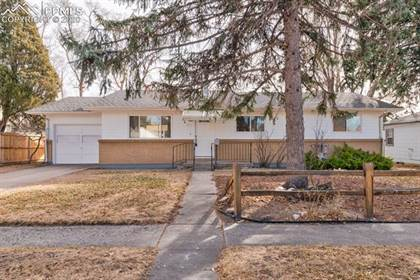 Residential Property for sale in 2217 Templeton Gap Road, Colorado Springs, CO, 80907