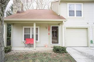 Condo for sale in 7956 Valley Farms Court, Indianapolis, IN, 46214