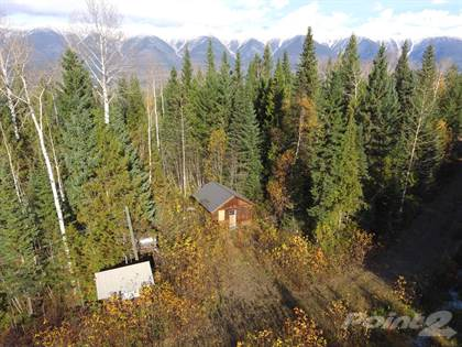 Residential Property for sale in Bell Mountain Road, McBride, British Columbia, V0J 2E0
