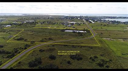 Lots And Land for sale in 501-599 E Sagebrush Drive, Rockport, TX, 78382