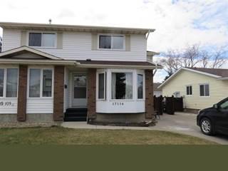 Condo for sale in 17116 103 ST NW, Edmonton, Alberta, T5X4Z4