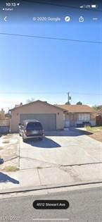 Residential Property for sale in 4512 Stewart Avenue, Las Vegas, NV, 89110